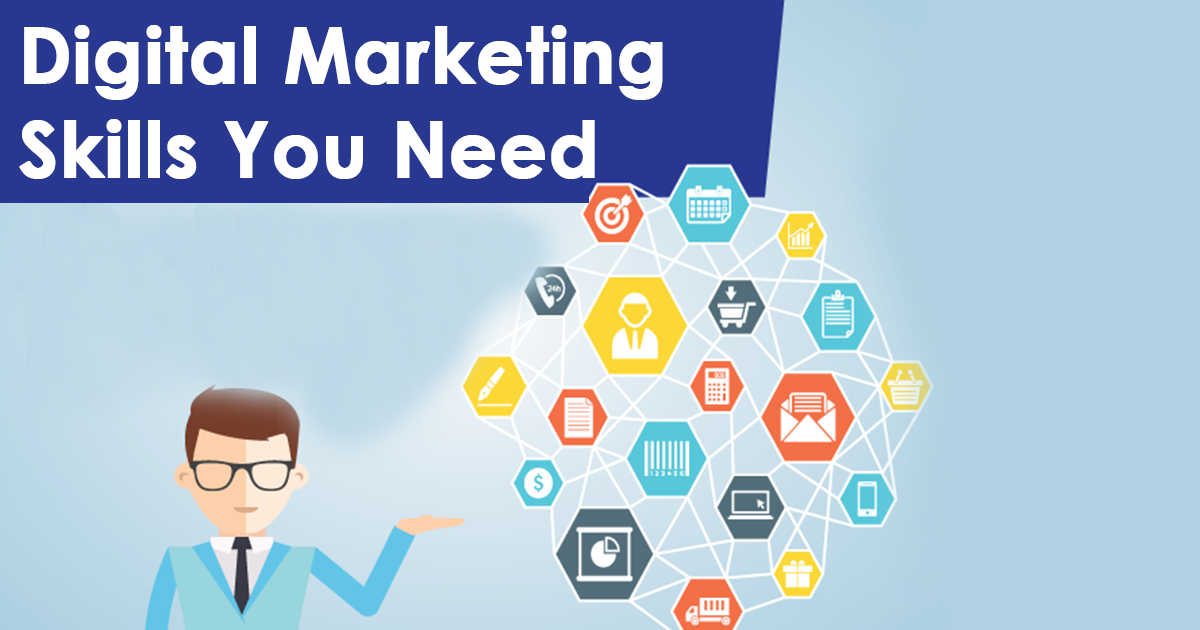 Top 10 Essential Skills Every Digital Marketer Should Know
